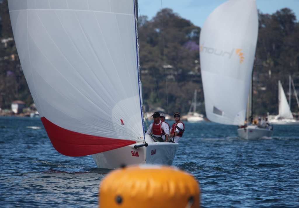 Chris Links wins MELGES 24 EAST COAST CHAMPIONSHIPS in Northshore Marine