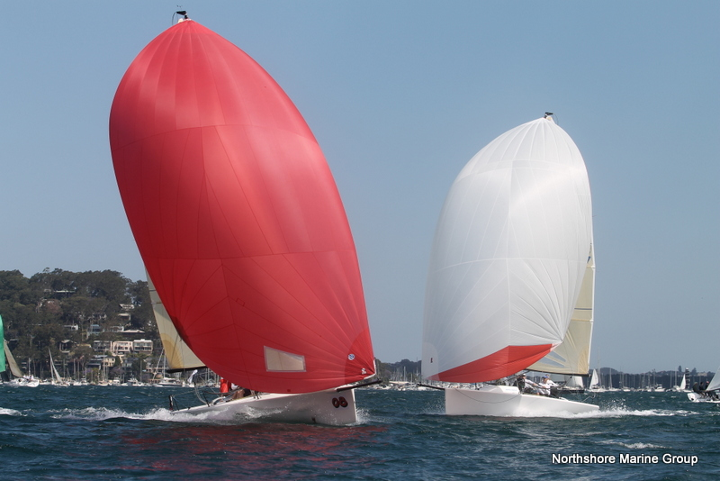 Melges East Coast Championships - Travelling Crews steal the show.