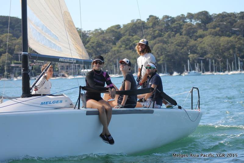 Melges Young Guns Regatta 2015