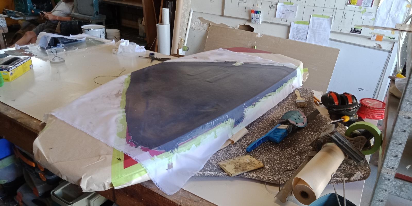 Wing Board Repair